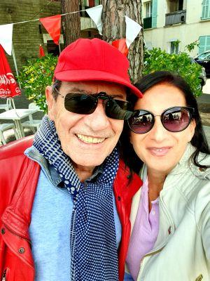Jocelyn e Alessandra Hattab